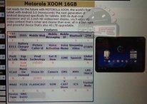 700€ sind zu viel für ein Motorola Xoom? Günstigere 16 GB Version kommt!