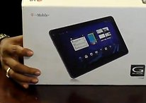 [Video] LG Optimus Pad (G Slate) Unboxing und Hands On