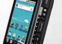 LG Genesis – Dualscreen Clamshell/Smartphone mit Tastatur und zwei Displays