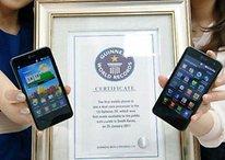 """LG Optimus 2X aka Optimus Speed kommt ins Guinessbuch der Rekorde als """"erstes Dualcore Smartphone"""""""