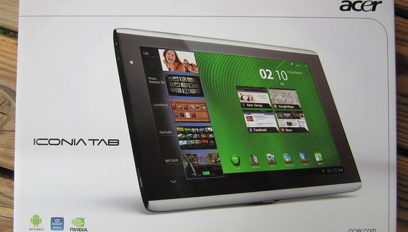 [UserReview]  Acer Iconia A500 Erfahrungsbericht