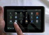[Video] HTC Flyer Unboxing und Hands On
