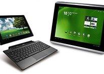 Android 3.1 Update für das Eee Pad Transformer und das Acer Iconia A500 kommt Anfang Juni
