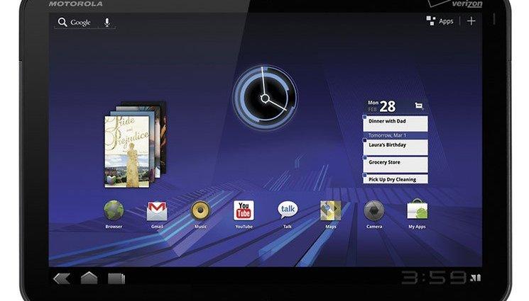 Offizielles Statement von Motorola zum Android 3.1 Update für das deutsche XOOM
