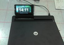 "Motorola Droid Bionic – 4.5"" Android 2.3.4 Dual-Core Smartphone mit Laptopdock"
