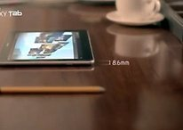 [Video] Samsung Galaxy Tab 10.1 – So Thin You Can Hide it Behind...A Pencil?