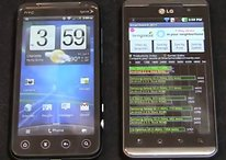 [Videos] 3D vs 3D – LGs und HTCs 3D Smartphones im Vergleich