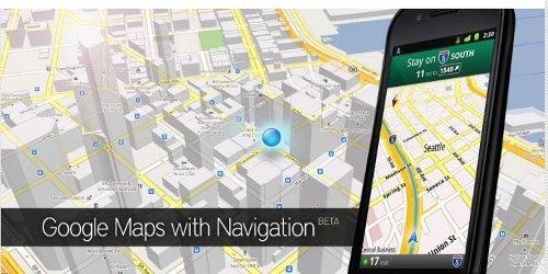 google maps in version 5 7 mit navigation f r ffentliche. Black Bedroom Furniture Sets. Home Design Ideas