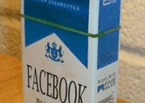 Facebook Status Updating is the New Smoking