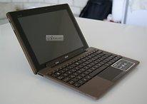 """ASUS Eee Pad Transformer jetzt auch im """"Bundle"""" erhältlich – Tablet und Tastatur-Dock für 499€"""