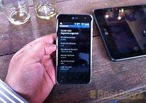 Android 2.3.4 für das LG Optimus Speed kommt eventuell in Kürze