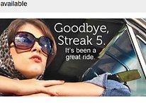"""Dell Streak 5 – """"Mach`s gut, und danke für den Fisch"""""""