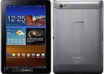 Erste echte Bilder vom Samsung Galaxy Tab 7.7