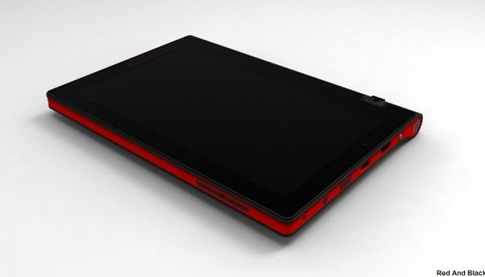 NotionInk Android Tablet – Welche Farbe darf es sein?