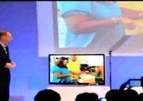 Sonys Google TV Hardware vorgestellt