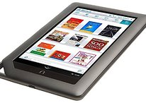 "NOOKcolor – 7"" Android eBook Reader von Barnes & Noble"