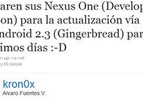 Gingerbread für das Nexus One schon diese Woche? (Gerücht)