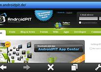 Opera Mobile jetzt im Market verfügbar