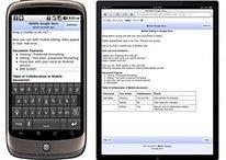 """""""Google Text & Tabellen im Browser bearbeiten"""" in Kürze möglich"""