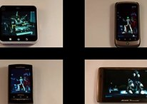 "Flipout, X10 mini pro, Nexus One und Archos 70 im ""Benchmark Fight"" – Video"