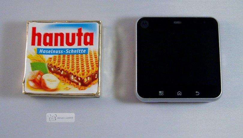 """Neu auf AndroidPIT – der """"Hanuta-Vergleich"""""""