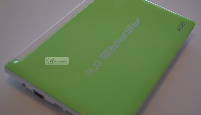 [Video] Acer Aspire One Happy – Dualboot Android/Windows Netbook – Unboxing und First Boot
