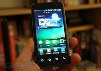 IPhone 4 und LG Optimus Speed im Browservergleich
