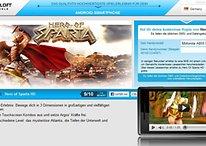 Gameloft Adventskalender – Hero of Sparta für Android heute kostenlos