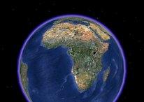 Google Earth auf dem Milestone – Video