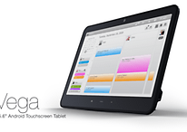 Vega - Android Touch Device mit Eclair