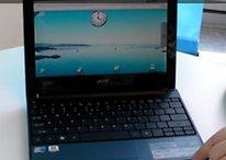 Acer setzt auch bei Dualcore-Netbooks weiter auf Android