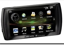 Neues Video vom Archos 5 Internet Tablet