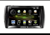 Archos 5 Internet Tablet offiziell angekündigt