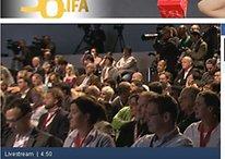 [IFA 2010] Google CEO Eric Schmidt auf der IFA – Live Stream