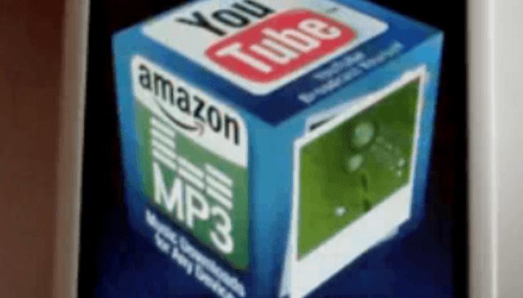 Samsung Behold II 3D Cube auf dem G1 – Video