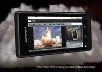 Motorola Droid 2 - Video, Teaser Site & Vergleich mit Droid 1