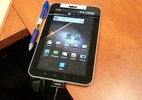 Neues vom Galaxy Tab - Bilder und Zubehör