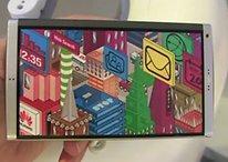 "Huawei Androidphone Prototyp ""HX"" im Video"