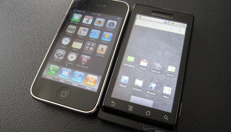Motorola Droid und Android 2.0 – Kopf an Kopf mit dem iPhone