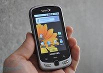 Neue Bilder vom Samsung Moment