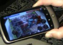 Augmented Reality Demos auf dem Nexus One – Videos