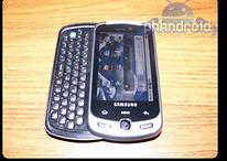 Neues vom Samsung InstinctQ
