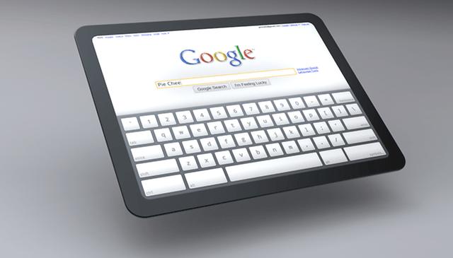 Neues vom Google Tablet (Chrome OS Konzept)