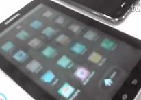 Neues Video vom Samsung Galaxy Tab - UPDATE: Weiteres Video vom Galaxy Tab