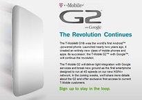 Das G2 ist offiziell – T-Mobile USA kündigt den Nachfolger des G1 an