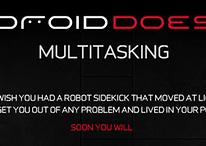 Motorola Sholes/Droid Kampagne gestartet