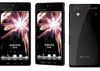 "Sharp AQUOS PHONE 102SH – 4.5"" 3D qHD Display und 12 Megapixel-Kamera"