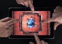 Multiponk: un juego para 4 personas en un tablet