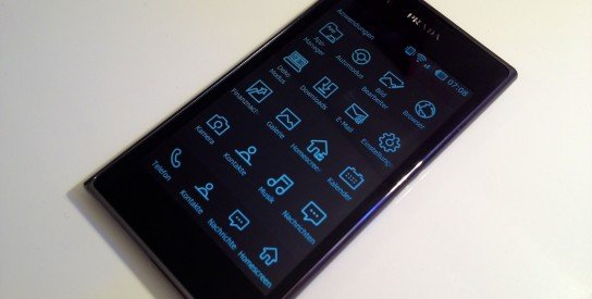 LG Prada Androidphone ICS Update