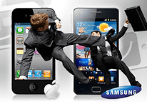 Entschuldigung Apple, ist Samsung nur eine Fußnote wert?